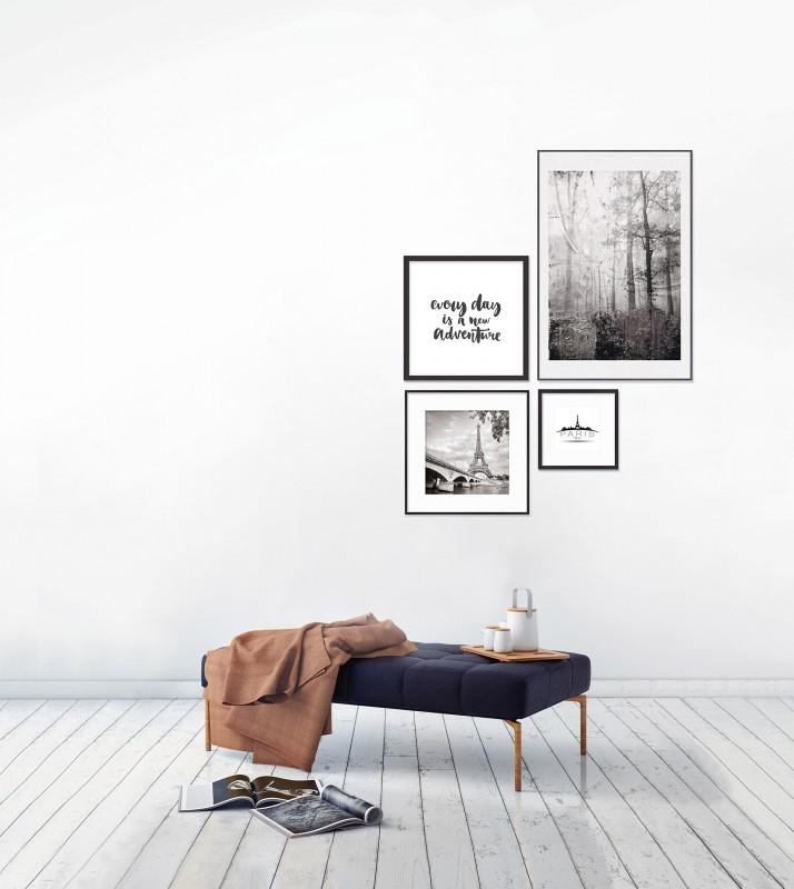 gerahmte Motive | Produkte | Raum.Dekoration | gestaltsam.de